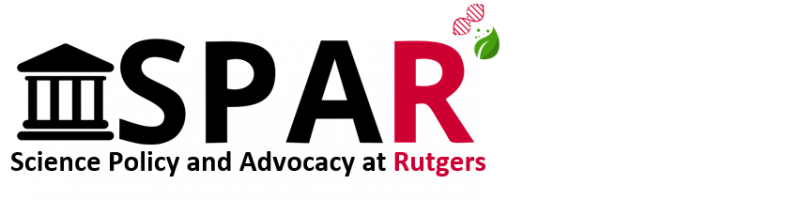 Science Policy and Advocacy at Rutgers